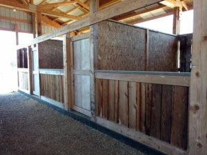 Horse Barn Renovation